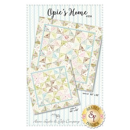 Opie's Home Pattern