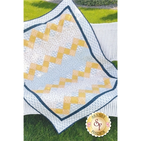 Peaks And Valleys Quilt Kit