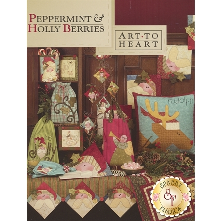 Peppermint & Holly Berries Book
