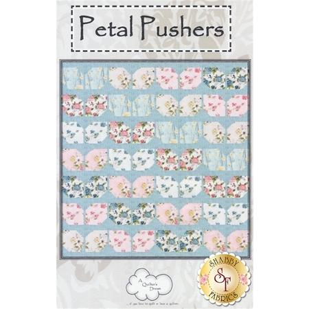Petal Pushers Quilt Pattern