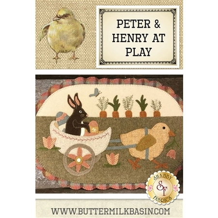 Peter & Henry At Play Pattern