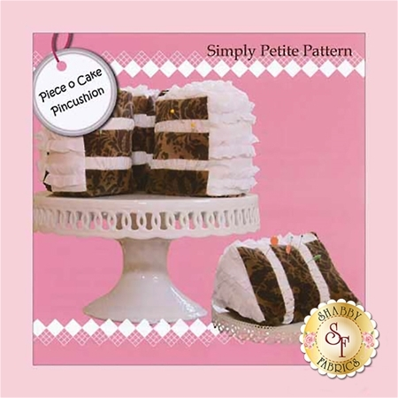 Piece O Cake Pincushion Pattern