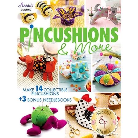 Pincushions & More Book