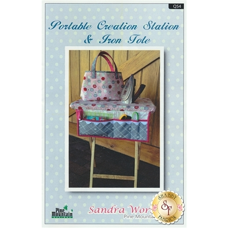 Portable Creation Station & Iron Tote Pattern