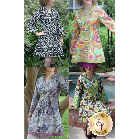 The Priscilla Tunic Pattern