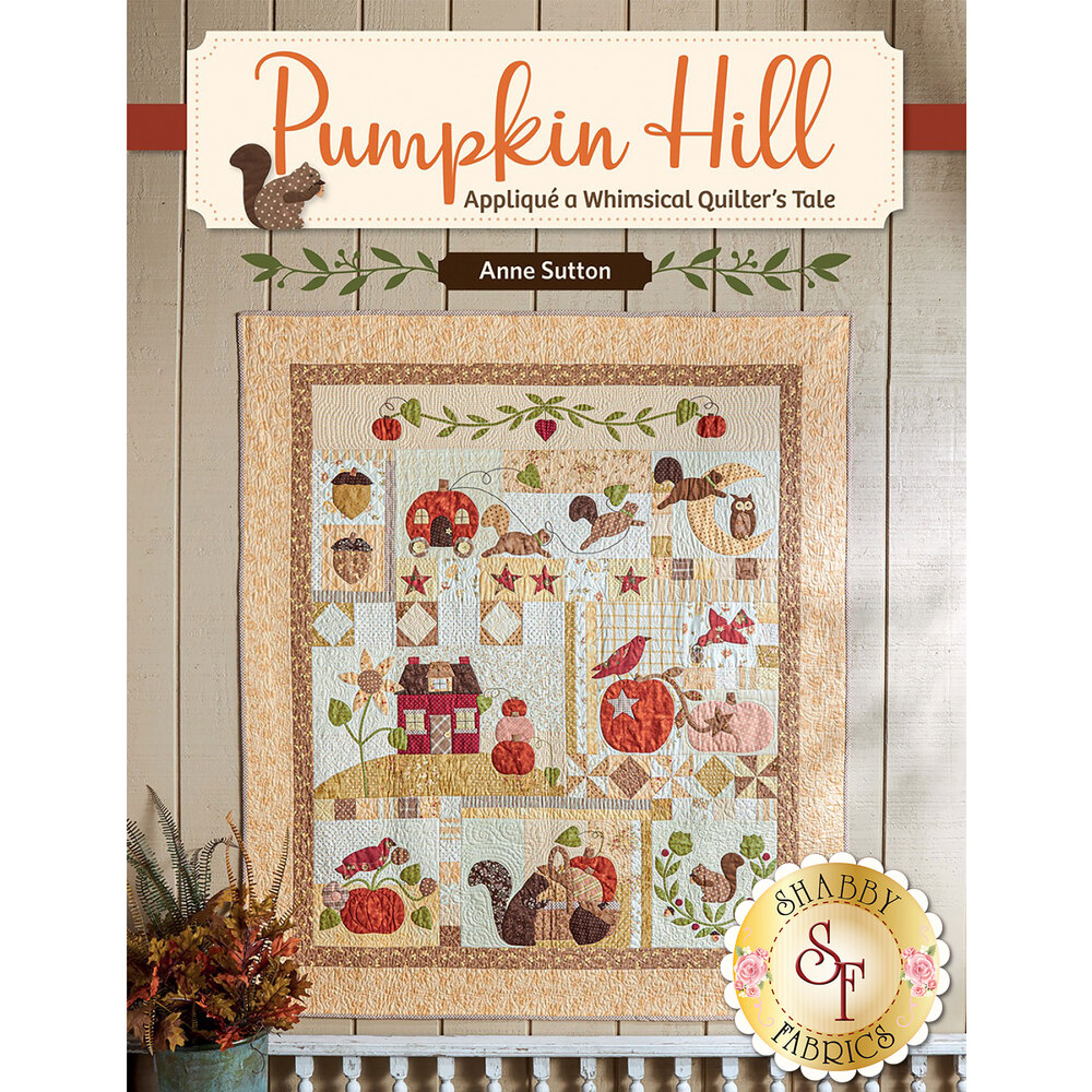 Pumpkin Hill Book | Shabby Fabrics