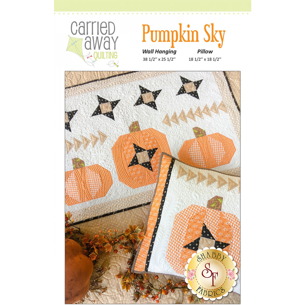 Pumpkin Sky Pattern
