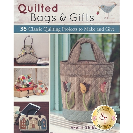 Quilted Bags & Gifts Book
