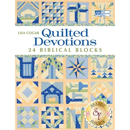 Quilted Devotions Book