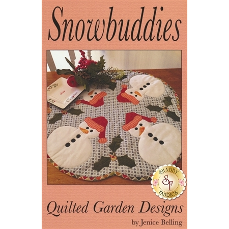 Snowbuddies Pattern