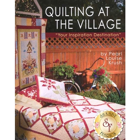 Quilting At The Village Book