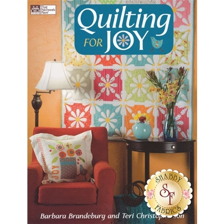 Quilting for Joy Book