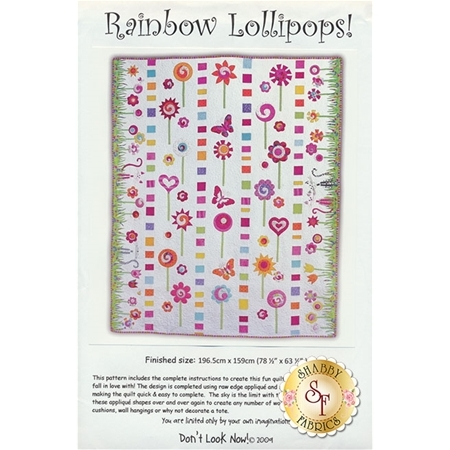 Rainbow Lollipops Pattern