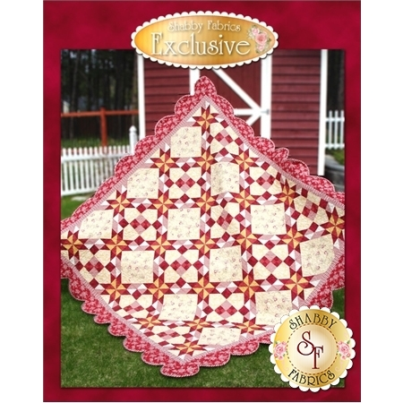 Raspberry Lemonade Quilt Pattern