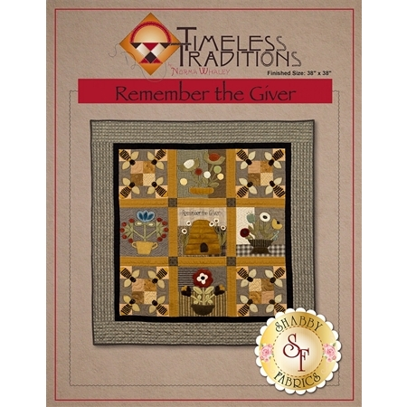 Remember The Giver Pattern - Timeless Traditions