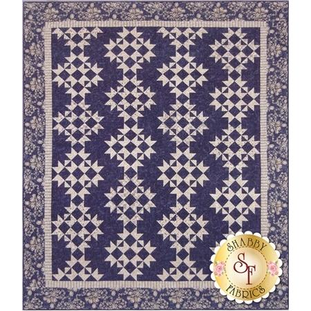 Rhapsody in Blue Pattern