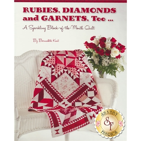 Rubies, Diamonds and Garnets, Too Pattern