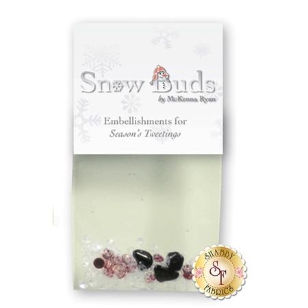 Snow Buds - Season's Tweetings Embellishing Kit