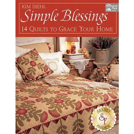Simple Blessings Book