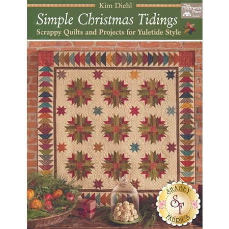 Simple Christmas Tidings Book