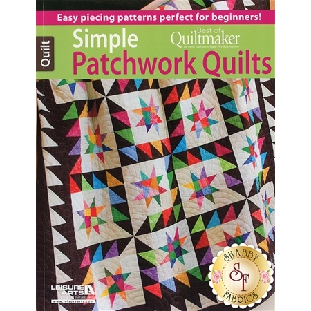 Simple Patchwork Quilts Book