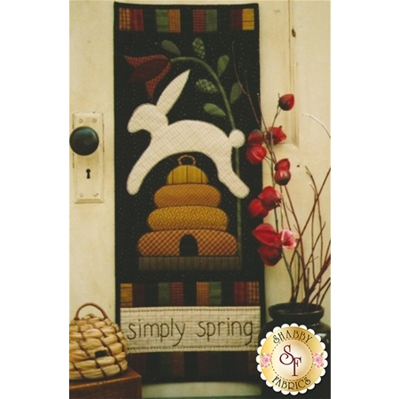 Back Door Quilt Series - Simply Spring Pattern
