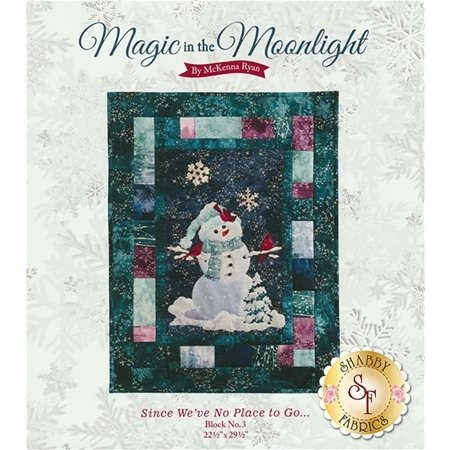 Magic In The Moonlight - Since We've No Place To Go... Pattern