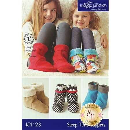 Sleep Time Slippers Pattern