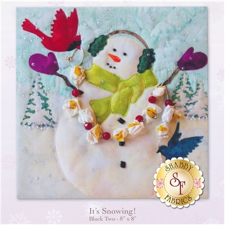 Snow Buds - It's Snowing! Pattern