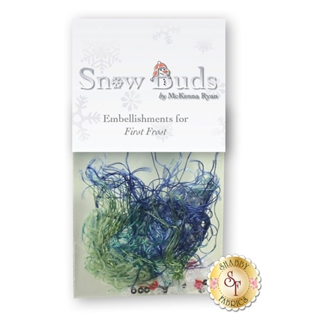 Snow Buds - First Frost Embellishing Kit