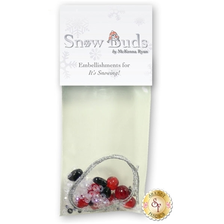 Snow Buds - It's Snowing! Embellishing Kit