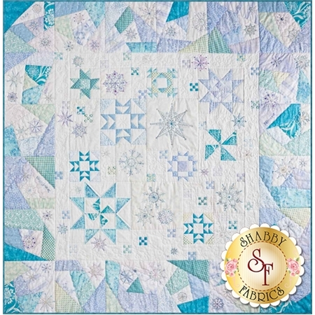 Snow Flurries Pattern