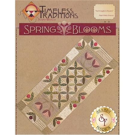 Spring Blooms Pattern