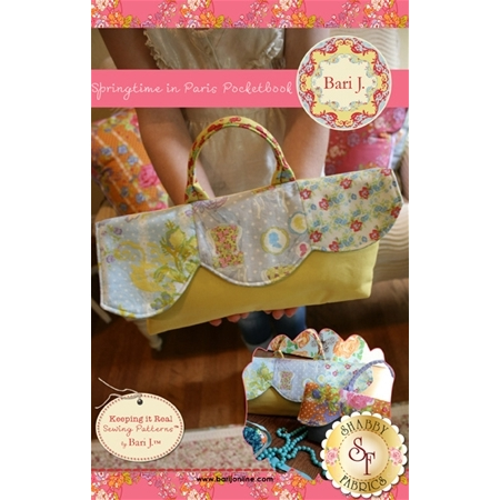 Springtime in Paris Pocketbook Pattern
