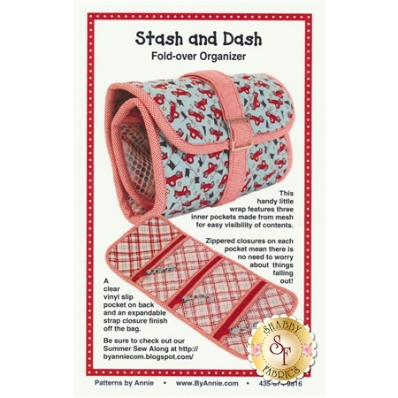 Stash and Dash Pattern