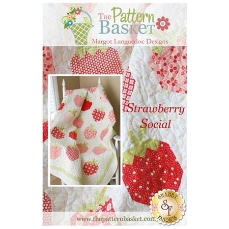 Strawberry Social Pattern