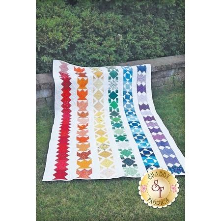 Striped Rainbow Pattern