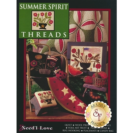 Summer Spirit Threads Book