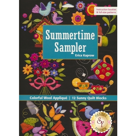 Summertime Sampler Pattern