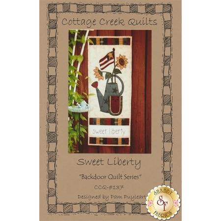 Back Door Quilt Series - Sweet Liberty Pattern