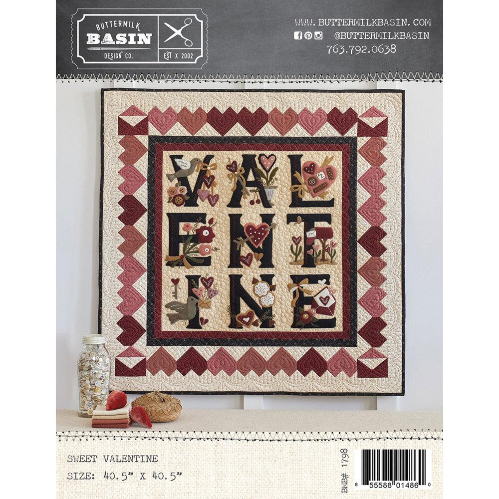 Winter Wonderland BOM Pattern | Shabby Fabrics