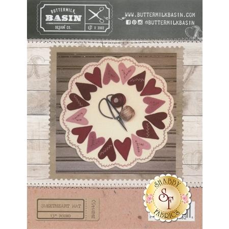 Sweetheart Mat Pattern