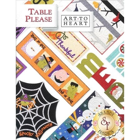 Table Please - Part Two Book