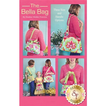 The Bella Bag Pattern - Anka's Treasures