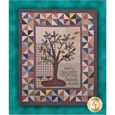 The Bird Tree - Timeless Traditions Pattern