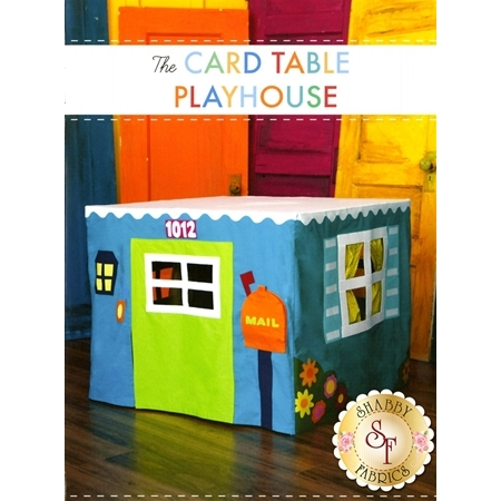 The Card Table Playhouse Pattern