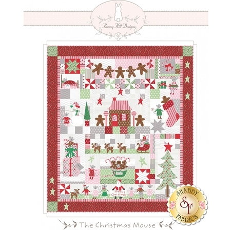 The Christmas Mouse Pattern