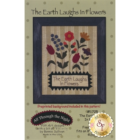 The Earth Laughs in Flowers Pattern