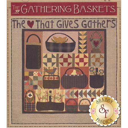 The Gathering Baskets Pattern