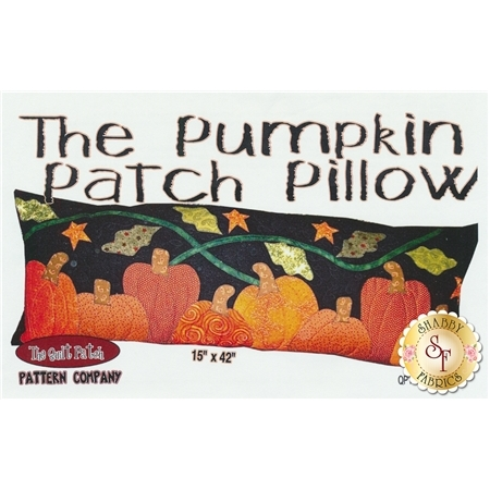 The Pumpkin Patch Pillow Pattern